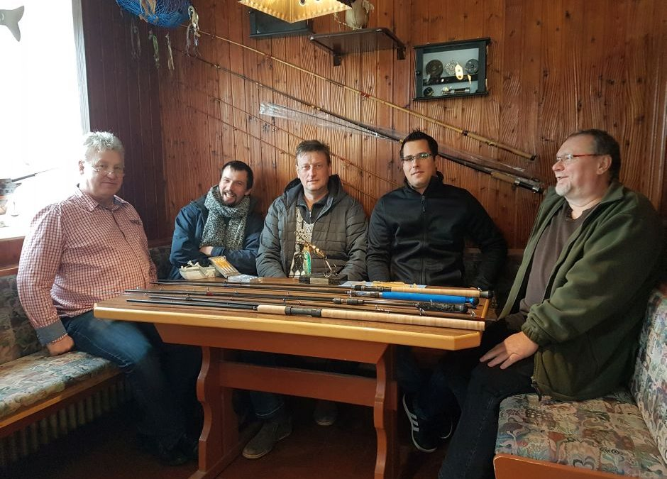 Rutenbaukurs für Jugendleiter in Bayern