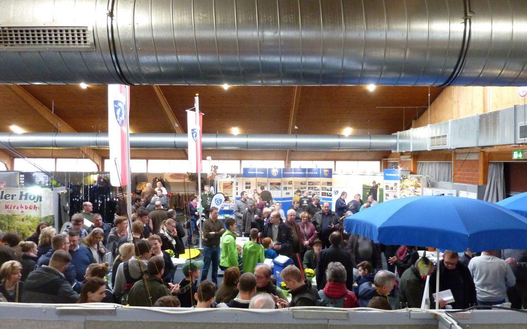 Fachmesse Jagen Reiten Fischen Offroad vom 02. – 04.03.2018 in Alsfeld