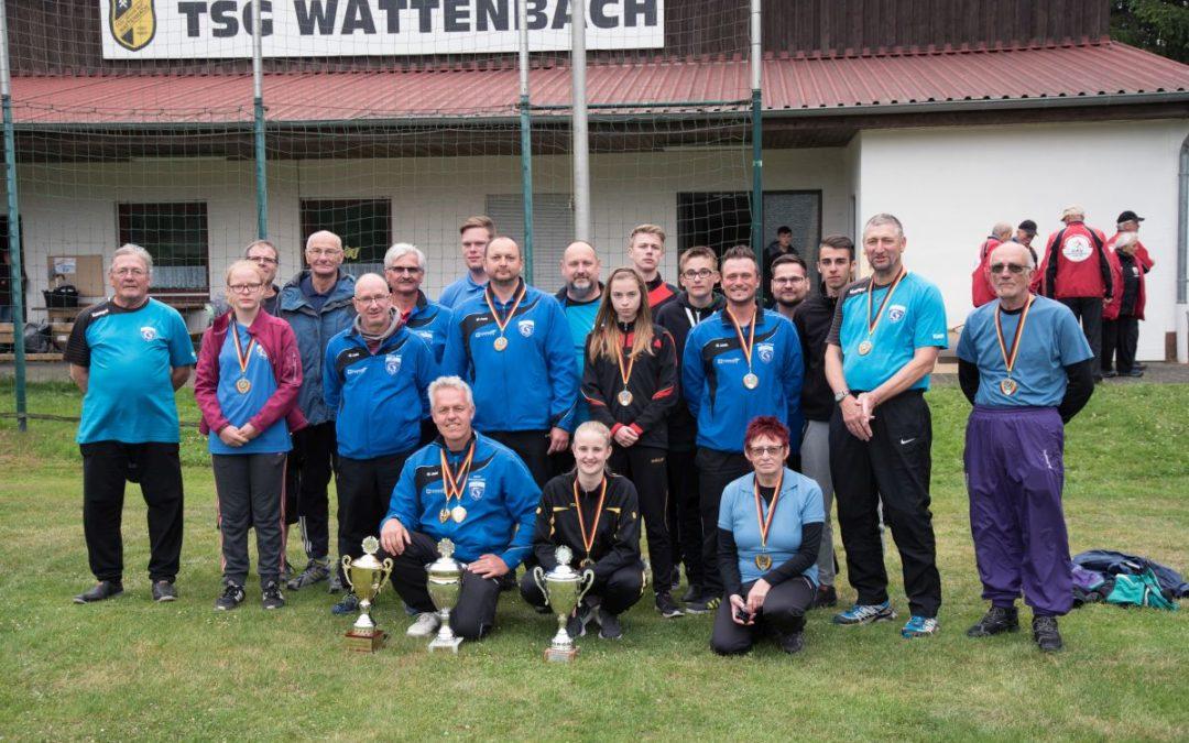 26. Deutschen Meisterschaften im Turnierwurfsport