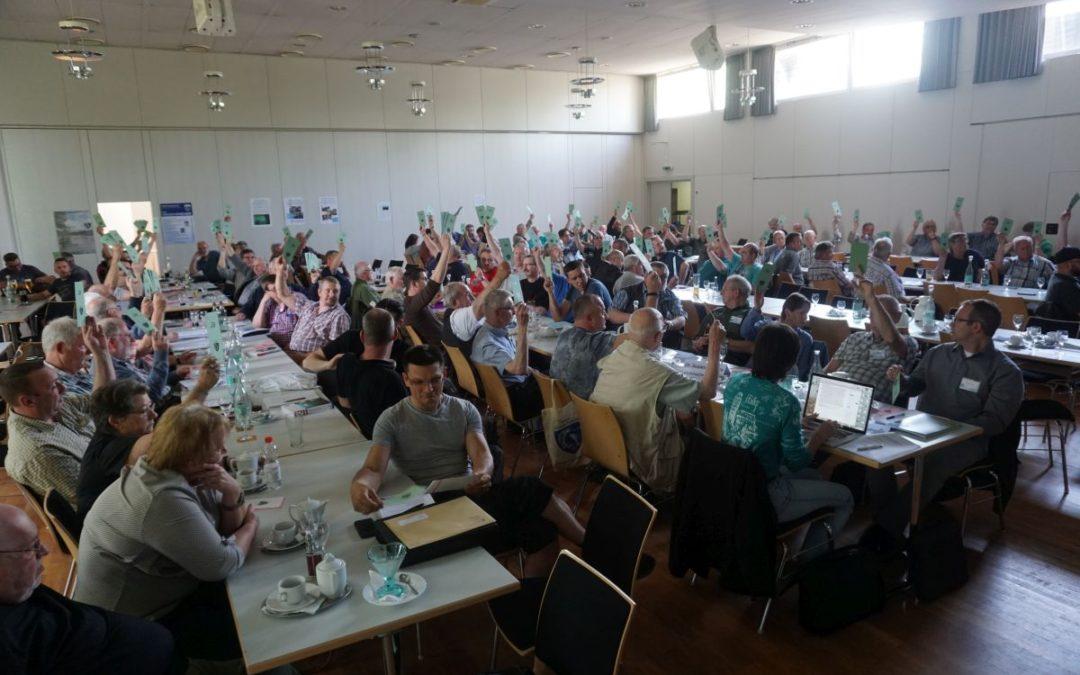 VHF-Mitgliederversammlung 2018