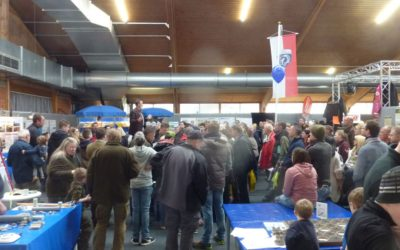 Messe Jagen-Reiten-Fischen-Offroad 2018 in Alsfeld