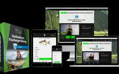E-Learning – Fishing King Kombikurs für Hessen