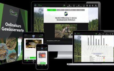 Gewässerwarte-Onlinekursmit Fishing King