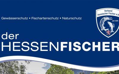 """Wichtige Info zur Verbands-Zeitschrift """"der HessenFischer"""" Ausgabe Juni und September 2020"""