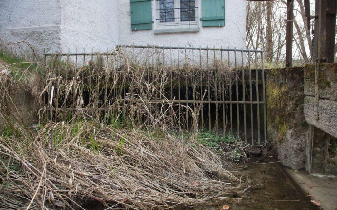 Bundestag beschließt schwere Eingriffe in Fließgewässer
